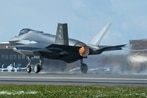 Utah-based F-35A squadron deploys to US base in Italy