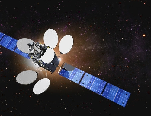 Intelsat says its day-to-day operations will be unaffected by its Chapter 11 bankruptcy filing. (Intelsat)