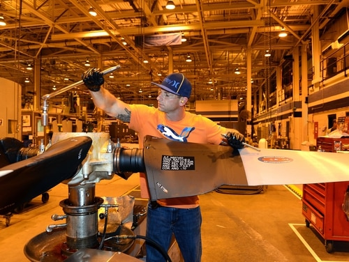 Contractors must gain a better understanding of their supply chain. (Tommie Horton/U.S. Air Force)