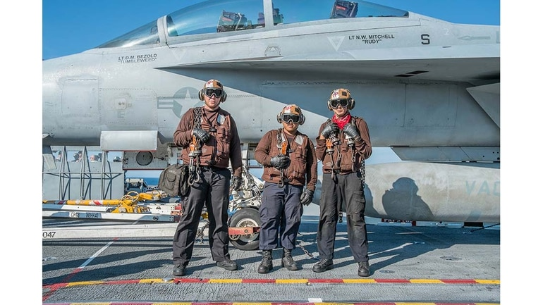 French connection: Joint US-French carrier ops highlight common ground