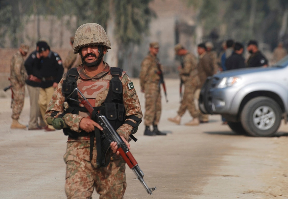 Pakistan Army: 2 soldiers killed in operation near
