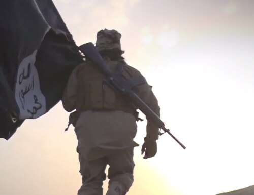 ISIS has issued instructions for its followers pertaining to the coronavirus pandemic. (ISIS propaganda video)