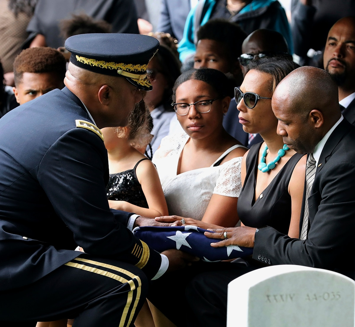 bb55f552760 Funeral held for West Point cadet who died in training