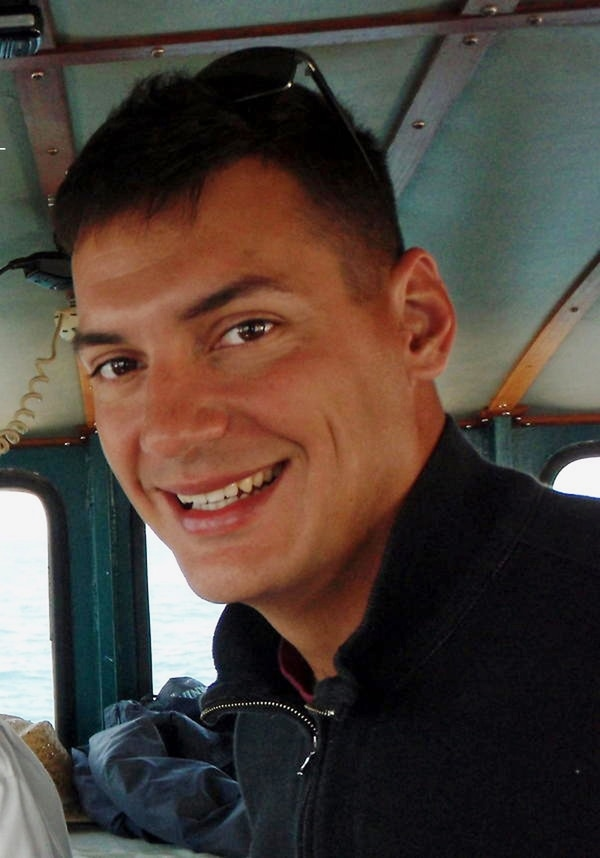 Marine veteran and freelance journalist Austin Tice has been missing in Syria since August 2012. At least 30 journalists have been kidnapped or have disappeared in Syria, held and threatened with death by extremists or taken captive by gangs seeking ransom. (Family of Austin Tice/AP file)