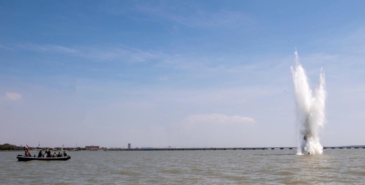 CARAT and the stick: Latest South China Sea developments