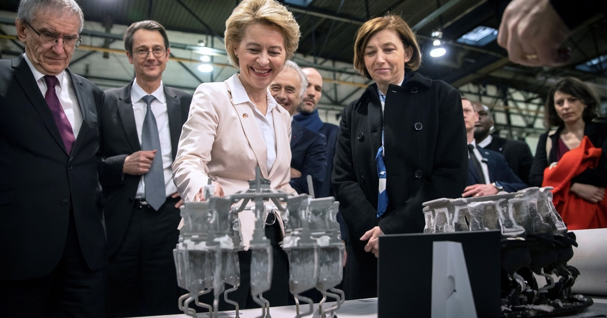 Safran and MTU agree on way ahead for next-gen fighter aircraft engine