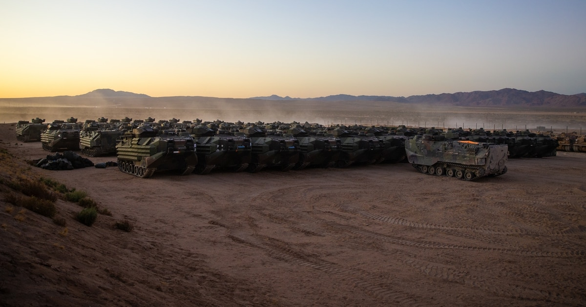 Biggest exercise of a lifetime? 2nd Marine Division to conduct largest unscripted training in decades