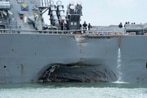 US Navy steps up training standards following fatal McCain, Fitzgerald collisions