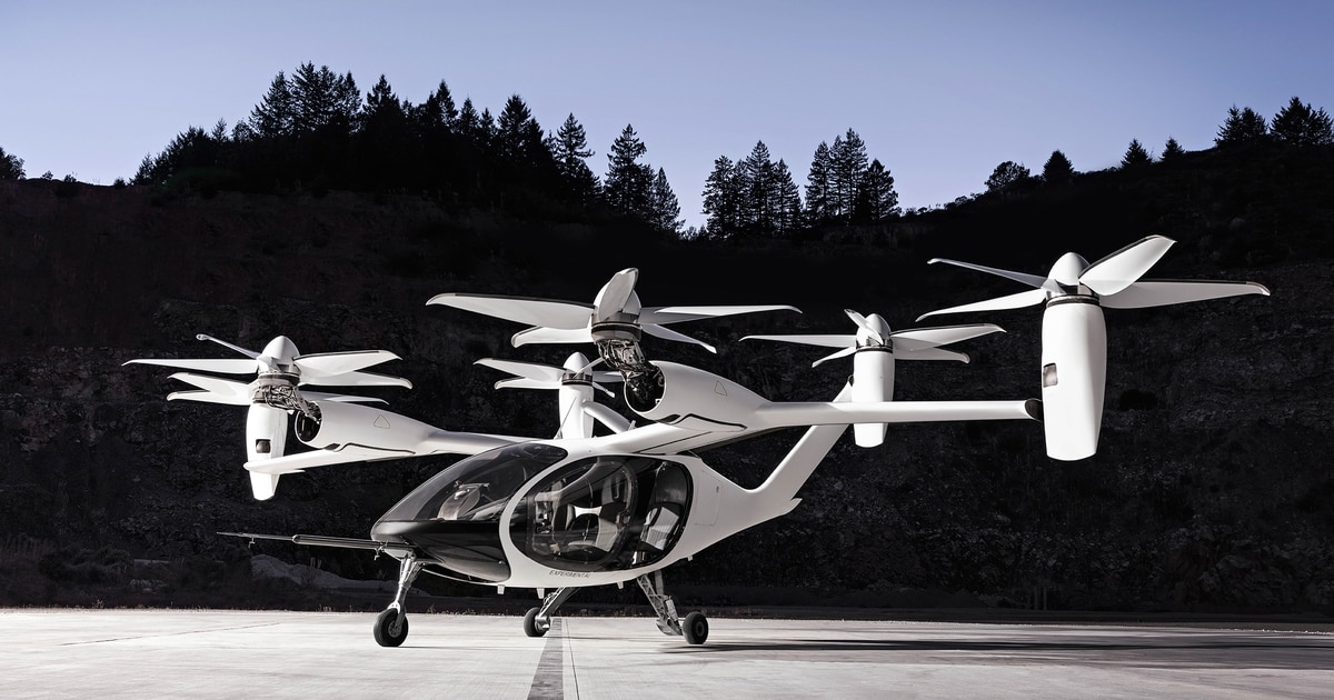 The US Air Force just started up an effort to buy a 'flying car'