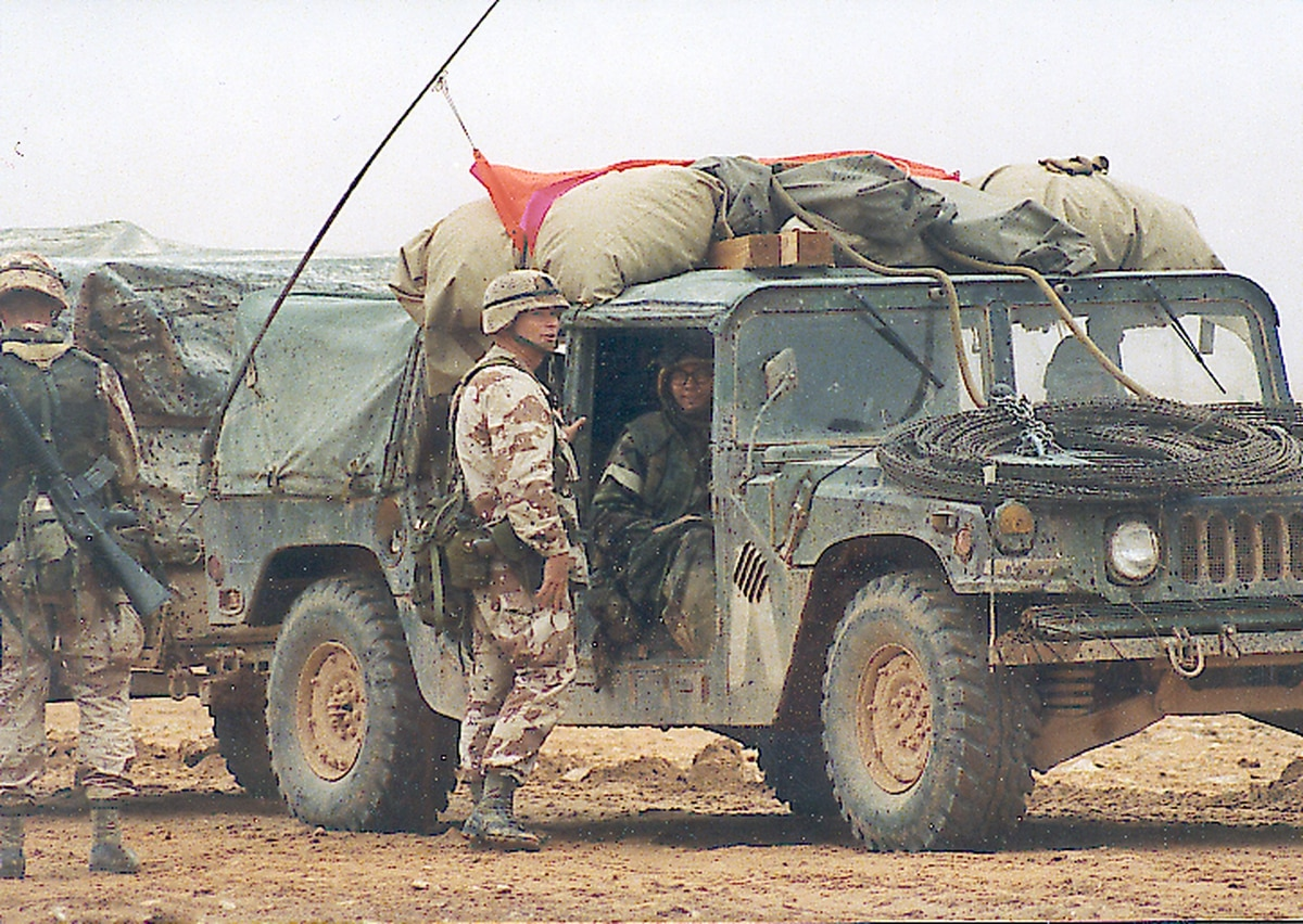 Video: Gulf War's G-Day and the 101st Airborne Division
