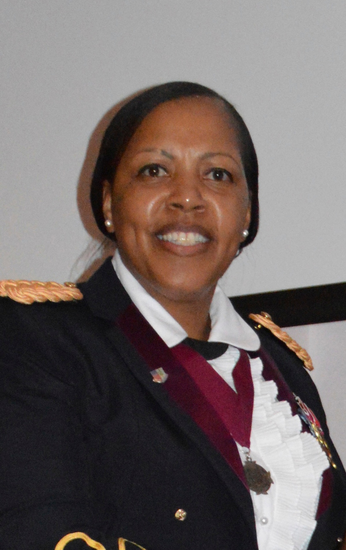 Investigation: Commander tried to fudge her tape test