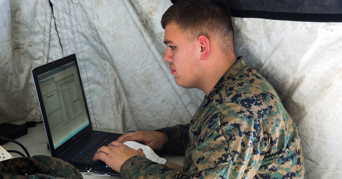 Marines say: Let there be light ... for network connectivity
