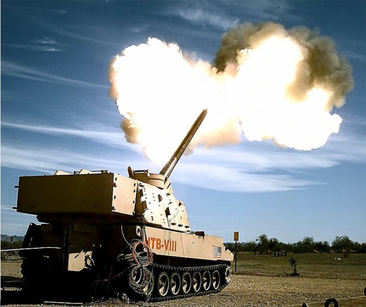 Army artillery is doubling range and fire rates, working on