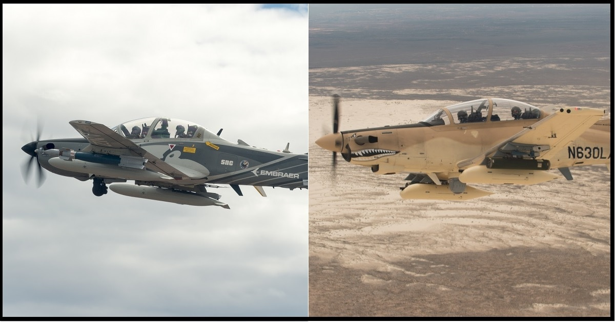 A-29 aircraft vs an AT-6