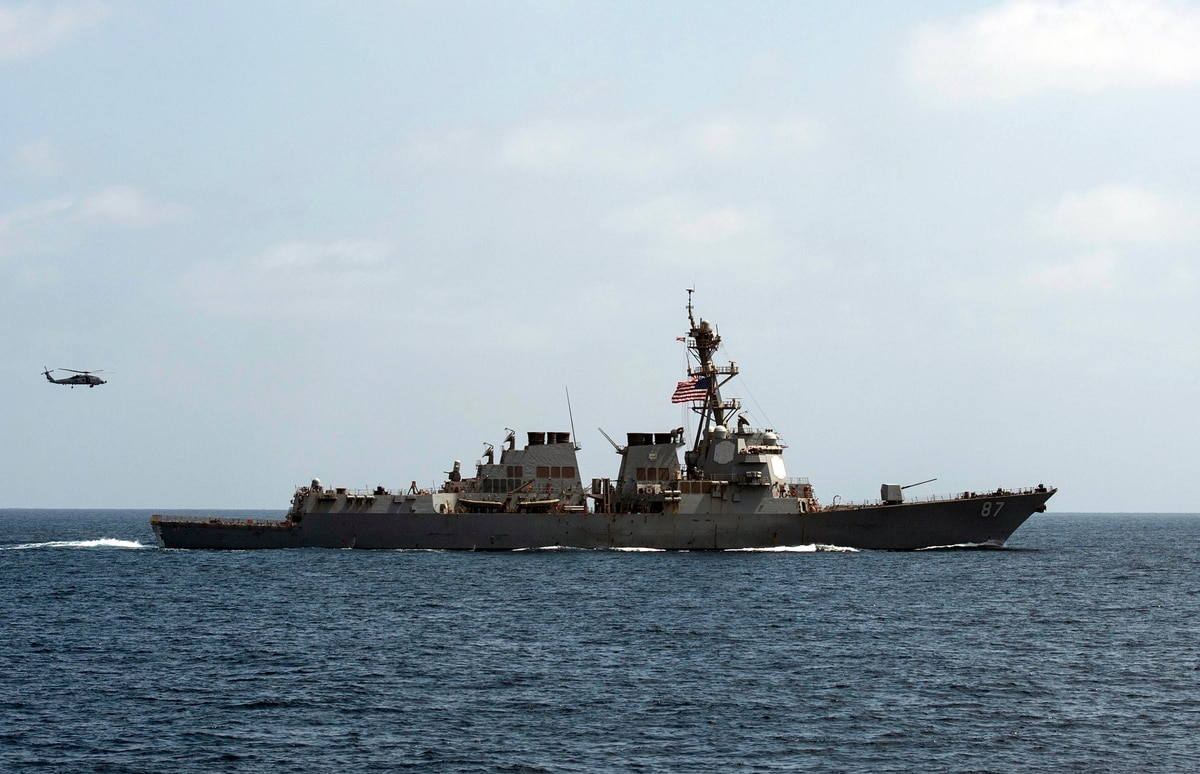 Naval coalition to amp up presence in Gulf of Aden
