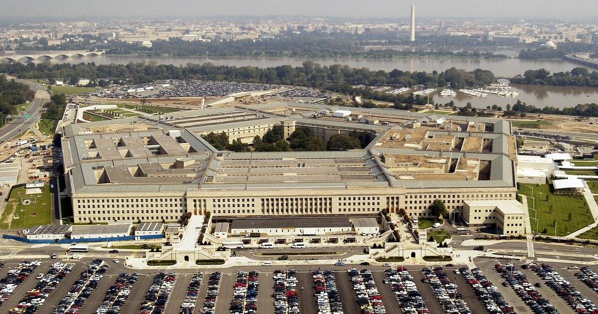 cheap for discount 903ea 33cb7 Pentagon access cards require fingerprint, iris images