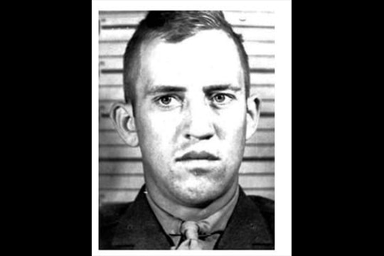 Marine Corps Reserve Pfc. Raymond Warren, 21, of Silverdale, Kansas, killed during World War II, was accounted for on June 10, 2019. (Defense POW/MIA Accounting Agency)