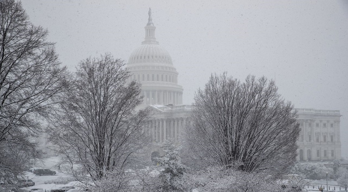no snow days for teleworking government employees