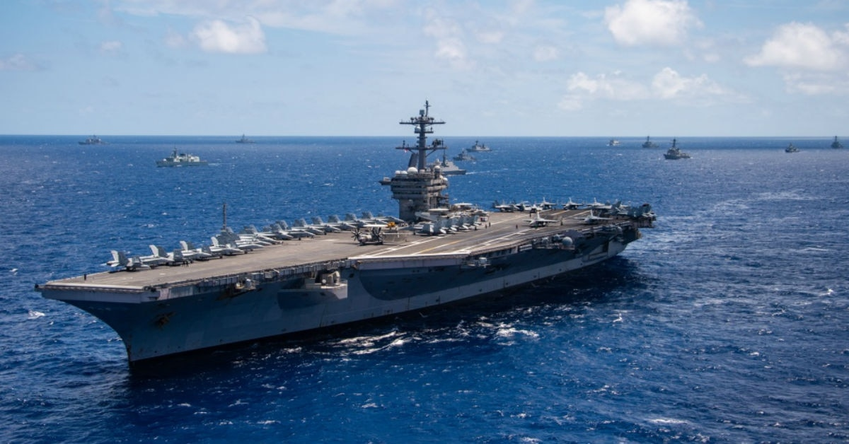 navy swapping home ports for three aircraft carriers