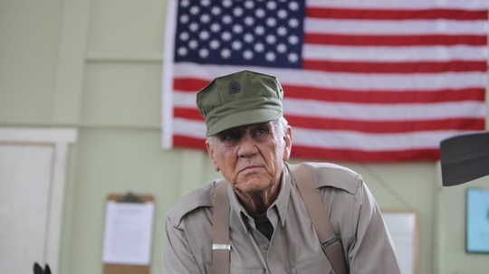 R. Lee Ermey, known to most fans simply as the