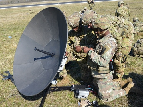 Army brass is now granted access to data in real time. This includes troop movements down to the minute, and while that sounds useful, soldiers find it isn't always being used effectively.(Paolo Bovo/Army)