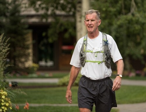 Retired Gen. Stanley McChrystal attends the fourth day of the annual Allen & Company Sun Valley Conference, July 14, 2017, in Sun Valley, Idaho. (Drew Angerer/Getty Images)