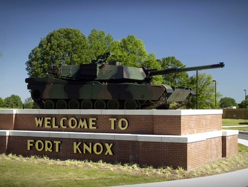 A counselor at a Fort Knox DoDEA school has died from COVID-19, union officials say. (DoD photo)