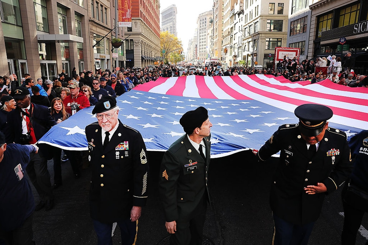 Not all veterans will be eligible for new ID cards
