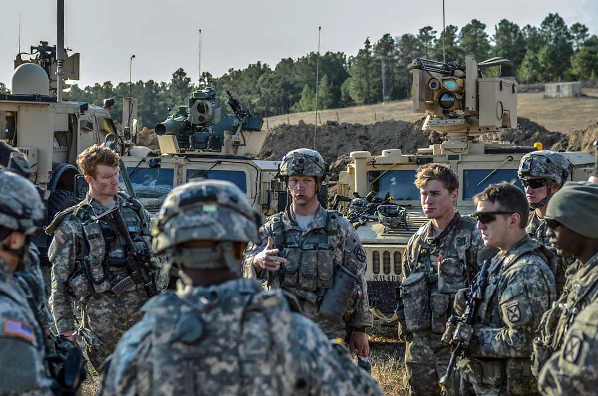 1,250 Fort Drum-based soldiers to deploy to Iraq