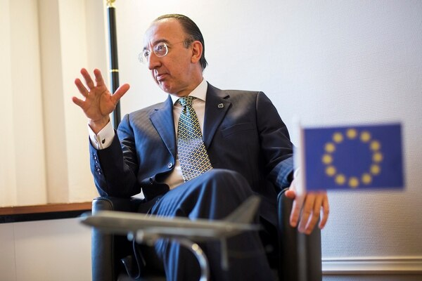 Jorge Domecq is the chief executive of the European Defence Agency. (European Defence Agency)
