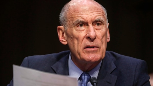 In this March 6, 2018, file photo, Director of National Intelligence Dan Coats testifies before the Senate Armed Services Committee on Capitol Hill in Washington. (Pablo Martinez Monsivais/AP)