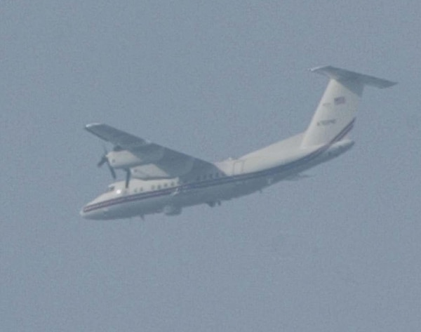 SILVER SPRING, UNITED STATES: The US Army RC-7