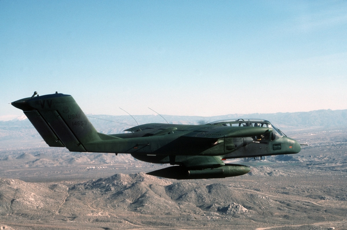 US Air Force is giving away retired turboprop light attack aircraft