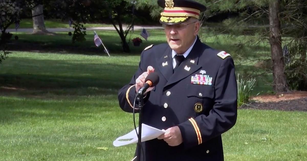 American Legion official resigns over censored Memorial Day speech