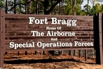 Special operations soldiers injured in incident on Fort Bragg