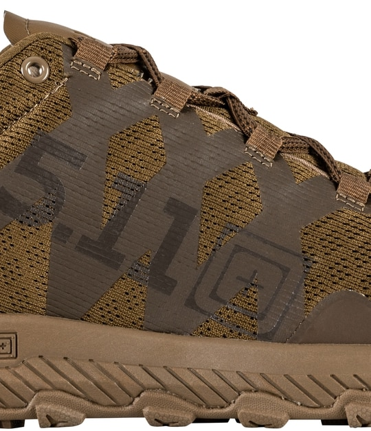 The new 5.11 A.T.L.A.S. boot is also available as a low-top sneaker for discrete users.