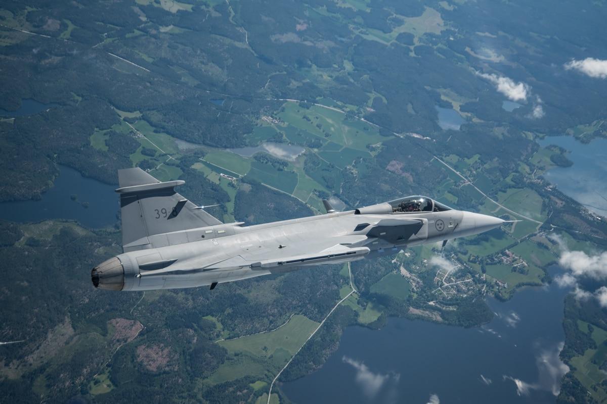 Gripen E testing ahead of schedule, vendor claims