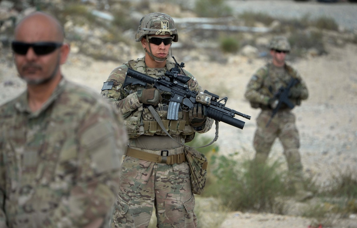 a timeline of u s troop levels in afghanistan since 2001