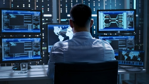 Workers with a security clearance are in high demand. (Getty Images)