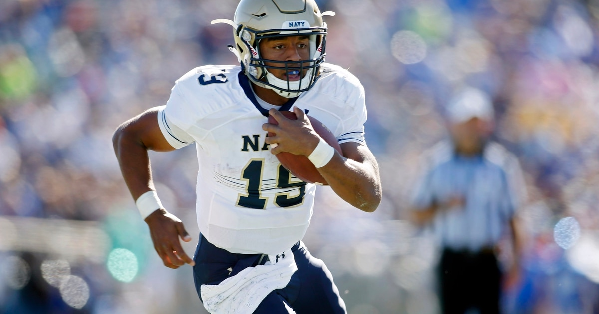 the latest 6661d cf706 Navy's Keenan Reynolds gets chance at NFL with Ravens