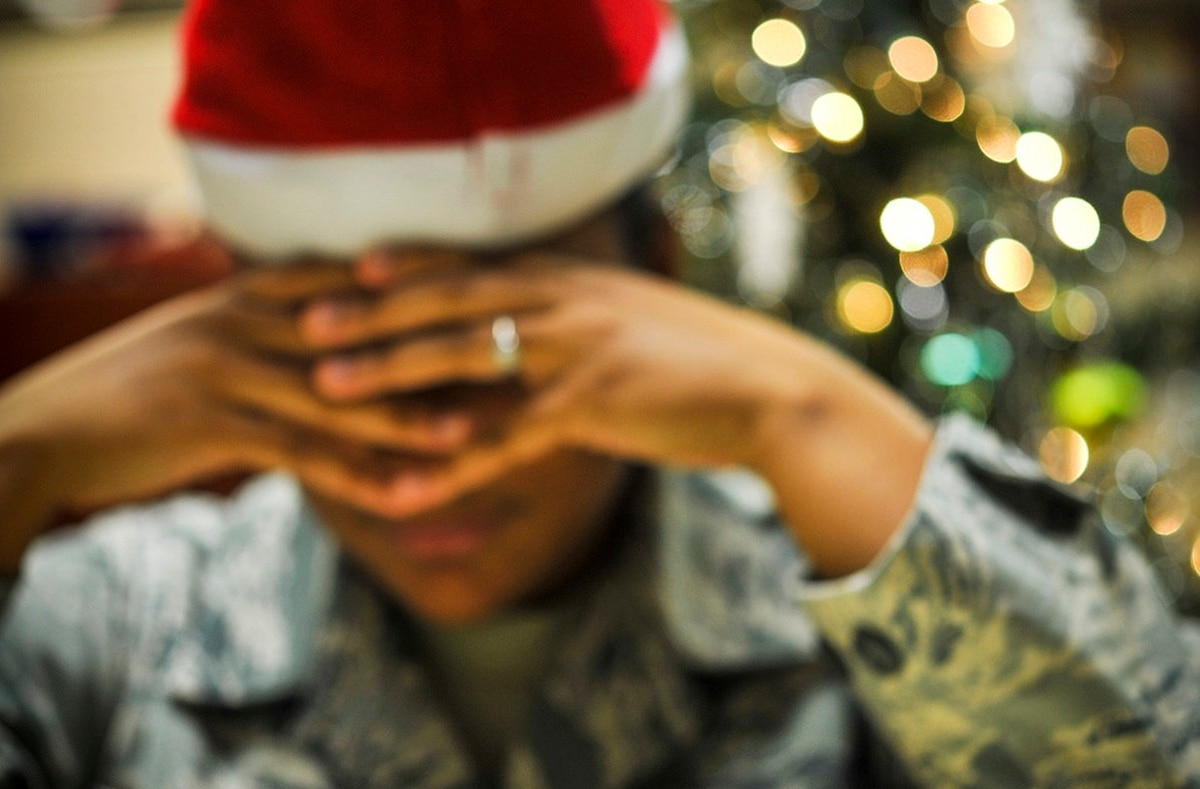 Gordon Groseclose and Margi McCombs on How to Encourage Military Families Who Are Spending Christmas Apart