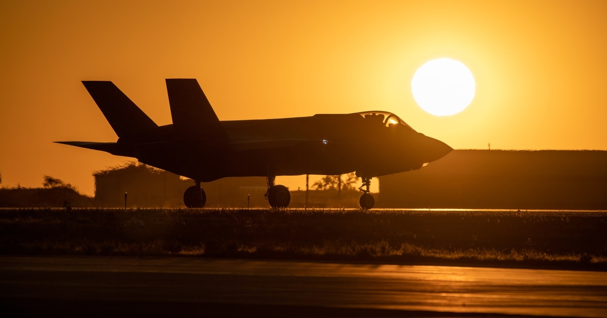 The F-35 may hit full rate production more than a year late