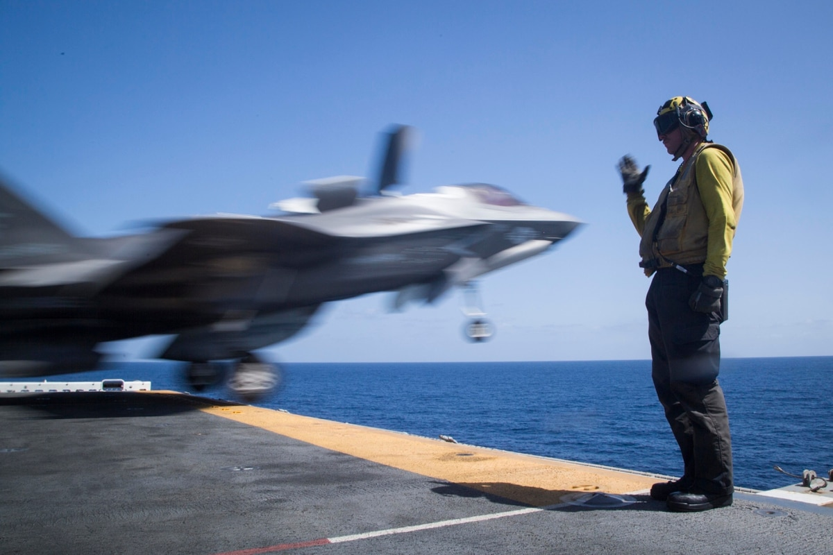 lockheed gets 6b downpayment to start f 35 block buy