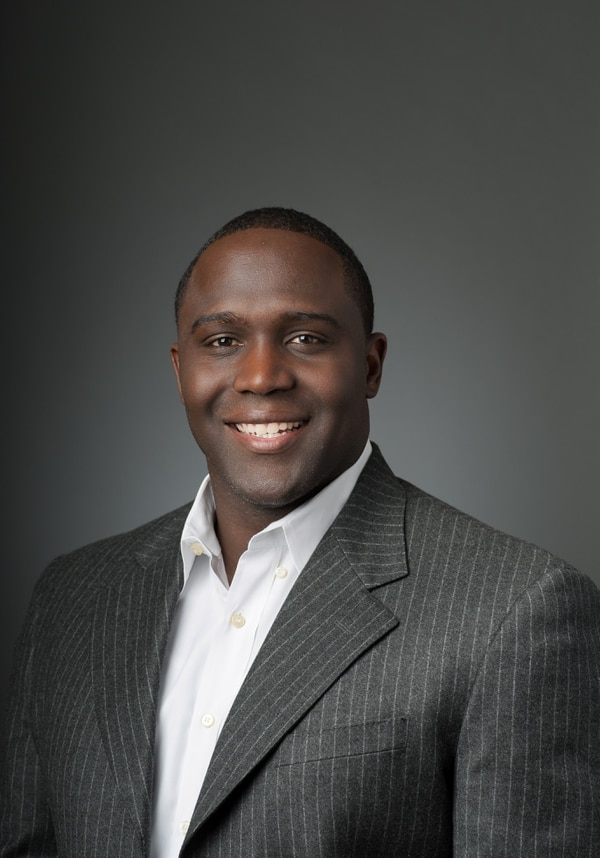Shawn Springs, former NFL Washington Redskins All-Pro cornerback and CEO of Windpact, Inc.