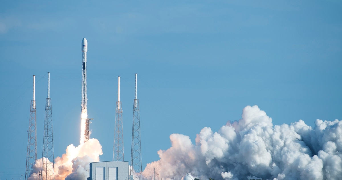 Will SpaceX and OneWeb help the military stay connected in the Arctic?