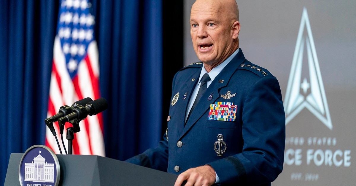 Space Force unveils plans for Space Systems Command