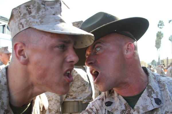 Best Drill Instructor Moments Captured On Camera