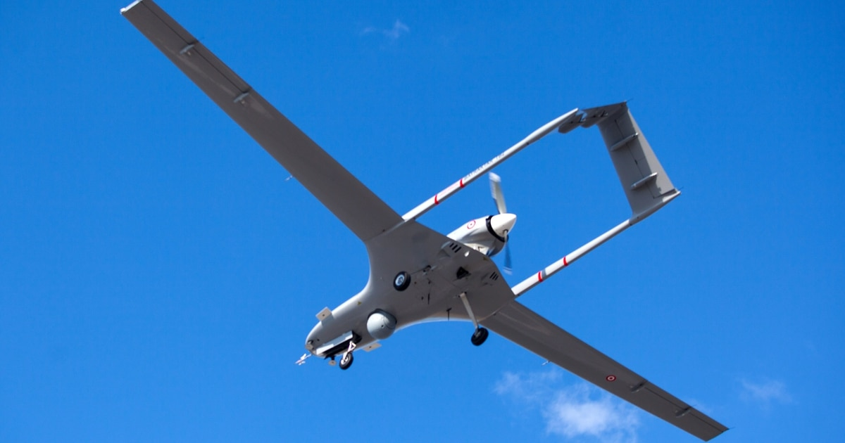 Turkey delivers first armed drone to Ukrainian Navy, much to Russia's ire