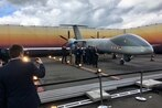 Companies unveil 'Eurodrone' model at Berlin Air Show