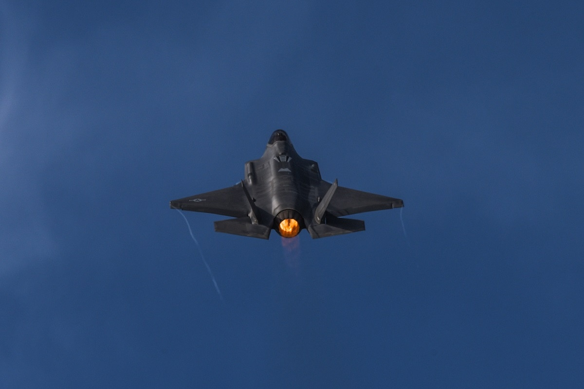 Losing US air superiority risks ground forces